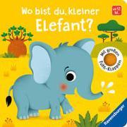 Cover-Bild zu Tünner, Klara: Wo bist du, kleiner Elefant?