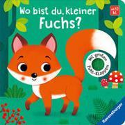 Cover-Bild zu Tünner, Klara: Wo bist du, kleiner Fuchs?
