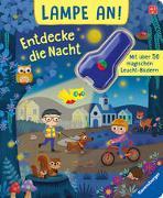 Cover-Bild zu Tünner, Klara: Lampe an! Entdecke die Nacht