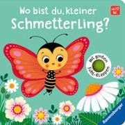 Cover-Bild zu Tünner, Klara: Wo bist du, kleiner Schmetterling?