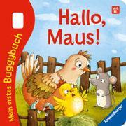 Cover-Bild zu Tünner, Klara: Mein erstes Buggybuch: Hallo, Maus!