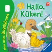 Cover-Bild zu Tünner, Klara: Mein erstes Buggybuch: Hallo, Küken!