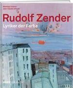 Cover-Bild zu Frehner, Matthias: Rudolf Zender