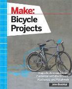 Cover-Bild zu Baichtal, John: Make: Bicycle Projects (eBook)
