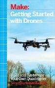 Cover-Bild zu Kilby, Terry: Getting Started with Drones (eBook)