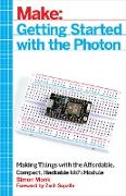 Cover-Bild zu Monk, Simon: Getting Started with the Photon (eBook)