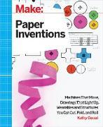 Cover-Bild zu Ceceri, Kathy: Make: Paper Inventions (eBook)