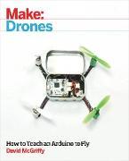 Cover-Bild zu Mcgriffy, David: Make: Drones (eBook)