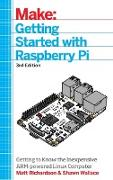 Cover-Bild zu Wallace, Shawn: Getting Started With Raspberry Pi (eBook)