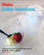 Cover-Bild zu Ceceri, Kathy: Edible Inventions (eBook)