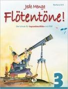 Cover-Bild zu Ertl, Barbara (Komponist): Jede Menge Flötentöne! Band 3