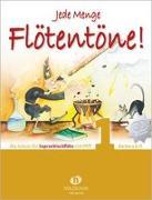 Cover-Bild zu Ertl, Barbara (Komponist): Jede Menge Flötentöne 1 mit 2-CDs