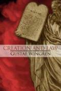 Cover-Bild zu Wingren, Gustaf: Creation and Law