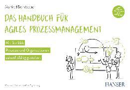 Cover-Bild zu Brandstätter, Manfred: Das Handbuch für agiles Prozessmanagement (eBook)