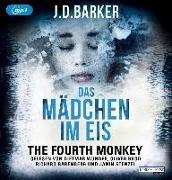 Cover-Bild zu Barker, J.D.: The Fourth Monkey - Das Mädchen im Eis -