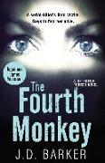 Cover-Bild zu Barker, J.D.: Fourth Monkey (A Detective Porter novel) (eBook)