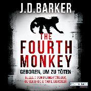 Cover-Bild zu Barker, J.D.: The Fourth Monkey - (Audio Download)