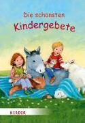 Cover-Bild zu Weldin, Frauke (Illustr.): Die schönsten Kindergebete