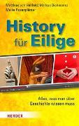 Cover-Bild zu von Hellfeld, Matthias: History für Eilige