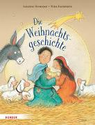 Cover-Bild zu Niemeyer, Susanne: Die Weihnachtsgeschichte
