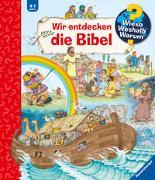 Cover-Bild zu Erne, Andrea: Wieso? Weshalb? Warum? Wir entdecken die Bibel