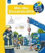 Cover-Bild zu Erne, Andrea: Wieso? Weshalb? Warum? Alles über Einsatzkräfte (Band 65)