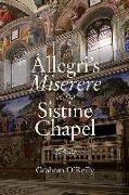 Cover-Bild zu O'Reilly, Graham: 'Allegri's Miserere' in the Sistine Chapel