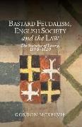 Cover-Bild zu McKelvie, Gordon (Royalty Account): Bastard Feudalism, English Society and the Law