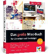 Cover-Bild zu Rieger Espindola, Jörg: Das große Mac-Buch für Einsteiger und Umsteiger