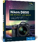 Cover-Bild zu Haase, Stephan: Nikon D850