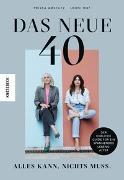 Cover-Bild zu Das neue 40 - Alles kann, nichts muss von Amstutz, Priska