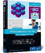 Cover-Bild zu Köhler, Kristian: Microservices mit Go