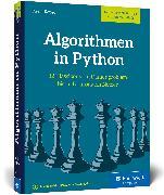 Cover-Bild zu Kopec, David: Algorithmen in Python