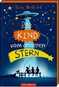 Cover-Bild zu Welford, Ross: Das Kind vom anderen Stern