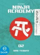 Cover-Bild zu Lüftner, Kai: Ninja Academy 2 (eBook)