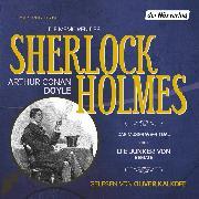 Cover-Bild zu Doyle, Arthur Conan: Die Memoiren des Sherlock Holmes: Das Musgrave-Ritual & Die Junker von Reigate (Audio Download)