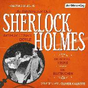 Cover-Bild zu Doyle, Arthur Conan: Die Abenteuer des Sherlock Holmes: Die Beryll-Krone & Die Blutbuchen (Audio Download)