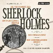 Cover-Bild zu Doyle, Arthur Conan: Die Memoiren des Sherlock Holmes: Der Verwachsene & Der niedergelassene Patient (Audio Download)