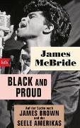 Cover-Bild zu McBride, James: Black and proud