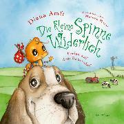 Cover-Bild zu Amft, Diana: Die kleine Spinne Widerlich - Ferien auf dem Bauernhof Pappbilderbuch