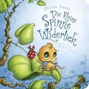 Cover-Bild zu Amft, Diana: Die kleine Spinne Widerlich (Pappbilderbuch)