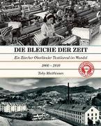 Cover-Bild zu Matthiesen, Toby: Die Bleiche der Zeit