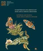 Cover-Bild zu Green-Pedrazzini, Beatrice: Schmetterlinge und Leidenschaft - Butterflies and Passion