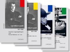 Cover-Bild zu Marti, Erwin: Carl Albert Loosli 1877-1959 / Carl Albert Loosli 1877-1959