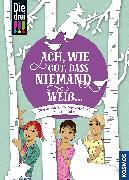 Cover-Bild zu Ambach, Jule: Die drei !!!, Ach, wie gut, dass niemand weiß
