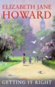 Cover-Bild zu Howard, Elizabeth Jane: Getting It Right (eBook)