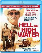 Cover-Bild zu Hell or High Water Blu-Ray von Katy Mixon (Schausp.)