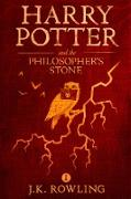 Cover-Bild zu Rowling, J. K.: Harry Potter and the Philosopher's Stone (eBook)