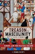 Cover-Bild zu Mcvitty, E. Amanda: Treason and Masculinity in Medieval England