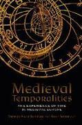 Cover-Bild zu Suerbaum, Almut (Hrsg.): Medieval Temporalities